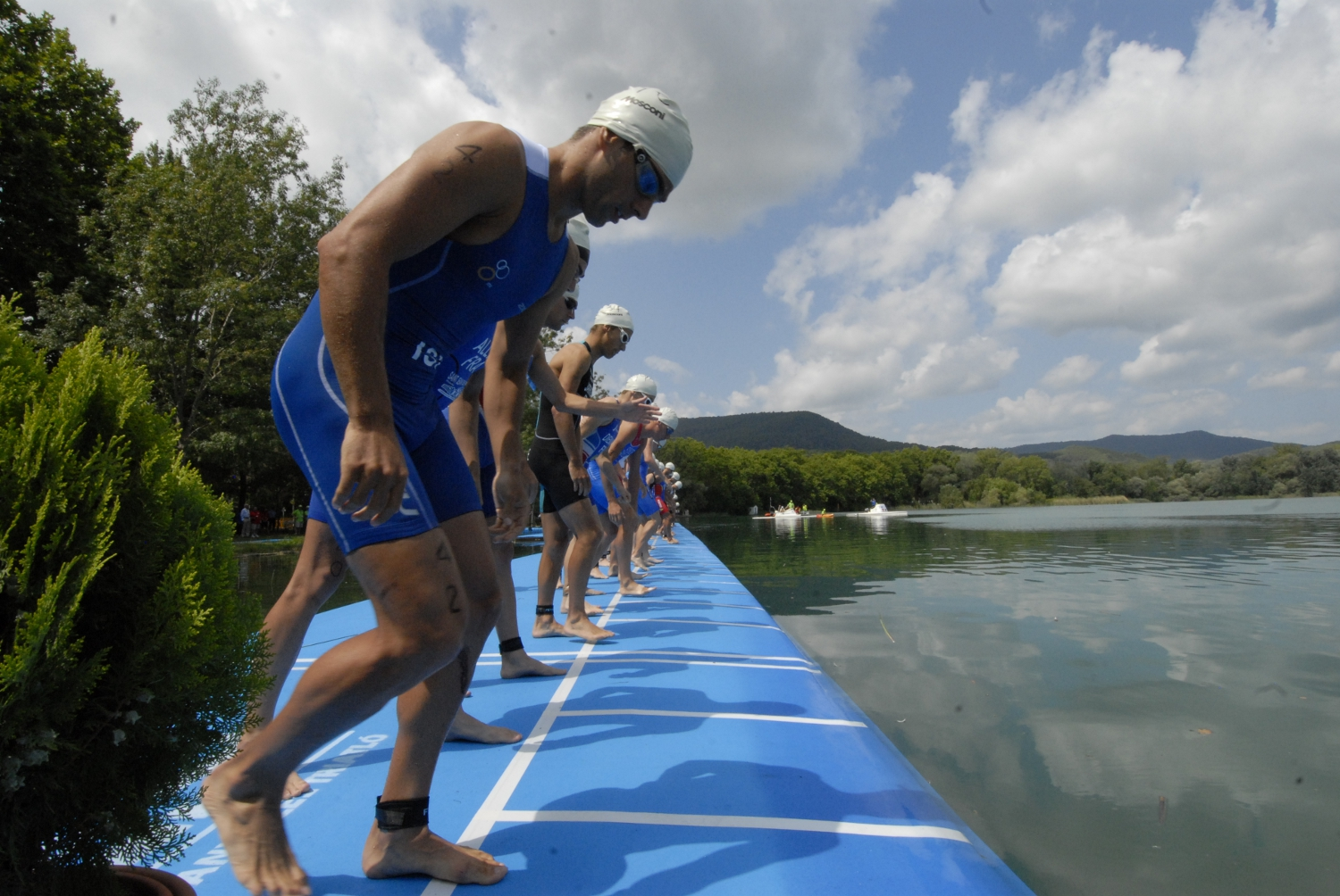 The International Triathlon Union (ITU) announces Banyoles as the fourth stop for next season World Cup